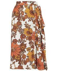 Dodo Bar Or Nora Skirt - Multicolour