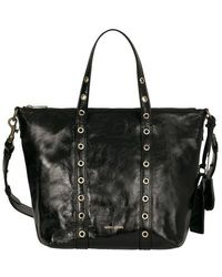 Vanessa Bruno Small Zippy Bag - Black