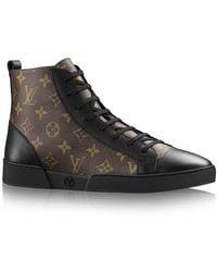 Louis Vuitton Sneakerboot Match-Up - Schwarz