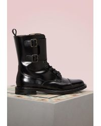 Church's - Stefy Leather Boots - Lyst