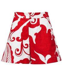 La DoubleJ Short Good Butt - Rouge