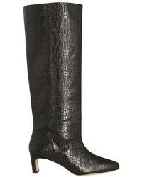 Anine Bing Felicia Boots - Black