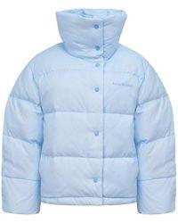 Acne Studios Puffer Jacket - Blue