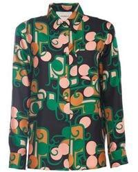 La DoubleJ Boy Shirt - Green