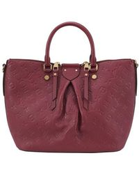 Louis Vuitton Mazarine Mm - Purple