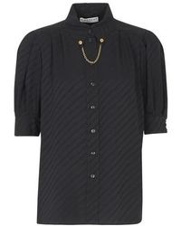Givenchy Chainette Shirt - Black
