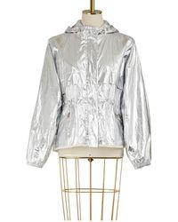 Moncler - Jais Metallic Jacket - Lyst