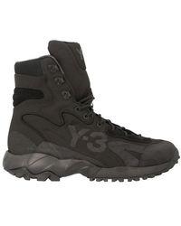 Y-3 Y-3 Notoma Sneakers - Black