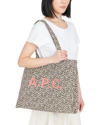 A.P.C. Shopping Diane - Blanc