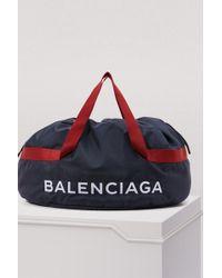 Balenciaga - Wheel Bag - Lyst