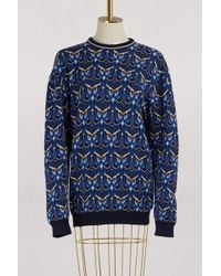 Chloé - Patterned Sweater - Lyst