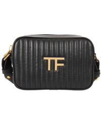 Tom Ford Tf Camera Bag - Black