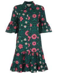 La DoubleJ Choux Dress - Green