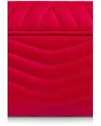 Louis Vuitton New Wave Compact Geldbörse - Rot
