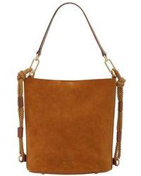 Vanessa Bruno Bucket Bag Holly - Braun