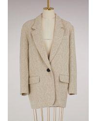 Étoile Isabel Marant - Wool Floyd Jacket - Lyst