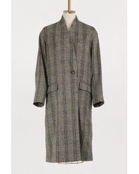 Étoile Isabel Marant - Henlo Virgin Wool Coat - Lyst