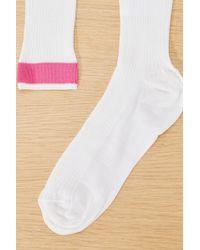 Valentino - Socks - Lyst