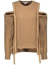 Stella McCartney Havana Cashmere Sweater - Multicolor