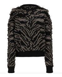 Stella McCartney Pull en laine - Noir