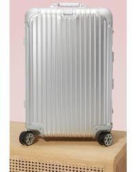 Rimowa - Topas Multiwheel Electronic Tag Luggage - 67l - Lyst