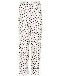 Marni Polka-dot Trousers - Multicolour