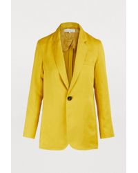 Vanessa Bruno Leto Jacket - Yellow