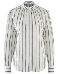 Officine Generale Paloma Shirt - White