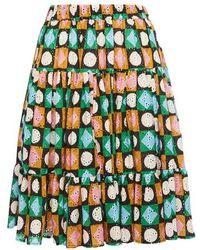 La DoubleJ Love Skirt - Multicolour