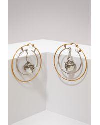 Alexander McQueen - Pearl Earrings - Lyst
