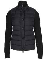 3 MONCLER GRENOBLE - Double Fabric Jacket - Lyst