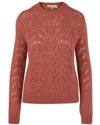 Vanessa Bruno Malvina Sweatshirt - Pink