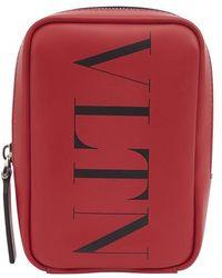 Valentino Mini sac ceinture Garavani - Rouge