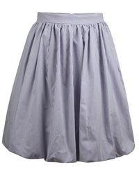 Patou Generous Skirt - Multicolor