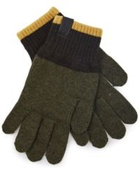 Universal Works Knitted Gloves - Green
