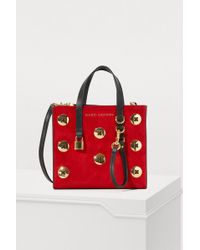 Marc Jacobs - The Grind Mini Tote Bag - Lyst