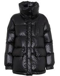 Woolrich Aliquippa Down Jacket - Black