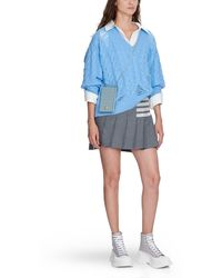 Stella McCartney V-neck Sweater - Blue
