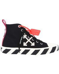 Off-White c/o Virgil Abloh - Mid-top Trainers - Lyst
