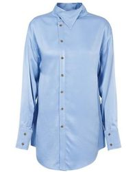 Rejina Pyo Allie Shirt - Blue