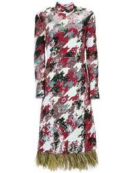 La DoubleJ Gala Dress - Multicolour