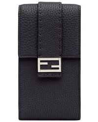 Fendi Iphone X Case - Black
