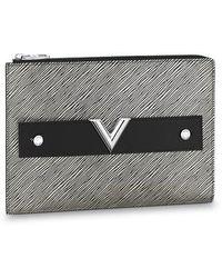 Louis Vuitton Pochette Essential V - Noir