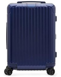 RIMOWA Essential Sleeve Cabin Valise - Bleu