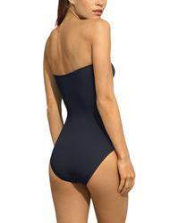 Eres Cassiopée One-piece Swimsuit - Blue
