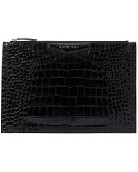 Givenchy Antigona Medium Pouch - Black