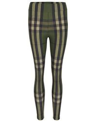 Burberry Madden Trousers - Green