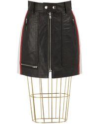 Étoile Isabel Marant - Alynne Leather Shorts - Lyst