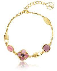 Louis Vuitton Bracelet Colourgram - Métallisé