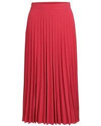 Thebe Magugu - Pleated Skirt - Lyst